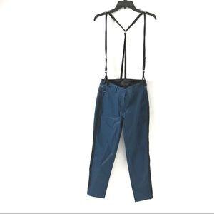 G-Star Raw Women's Tuxedo Mid Slim Chino 27 Blue
